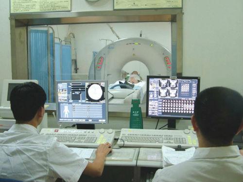 томсография головного мозга